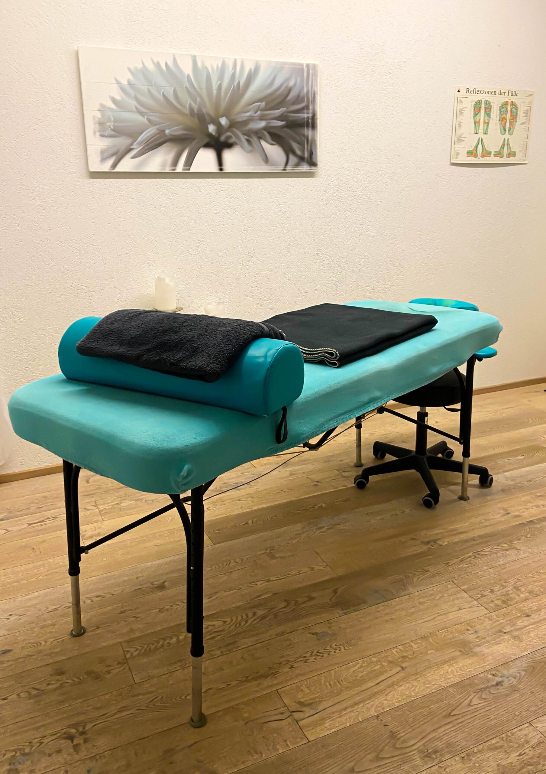 Anmeldung für klassische Massagen in Albisrieden