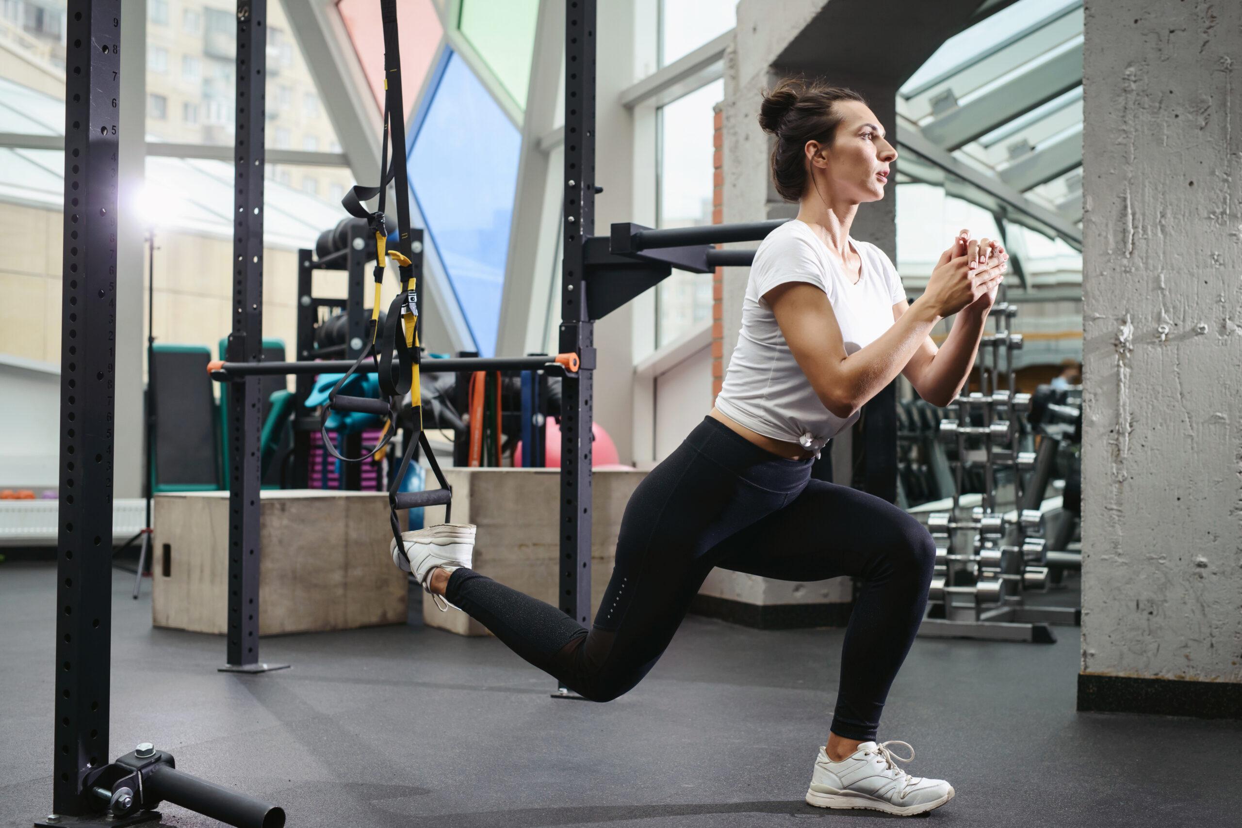 TRX Training, das Workout für die Körperbalance bei Vipfitstyle in Albisrieden