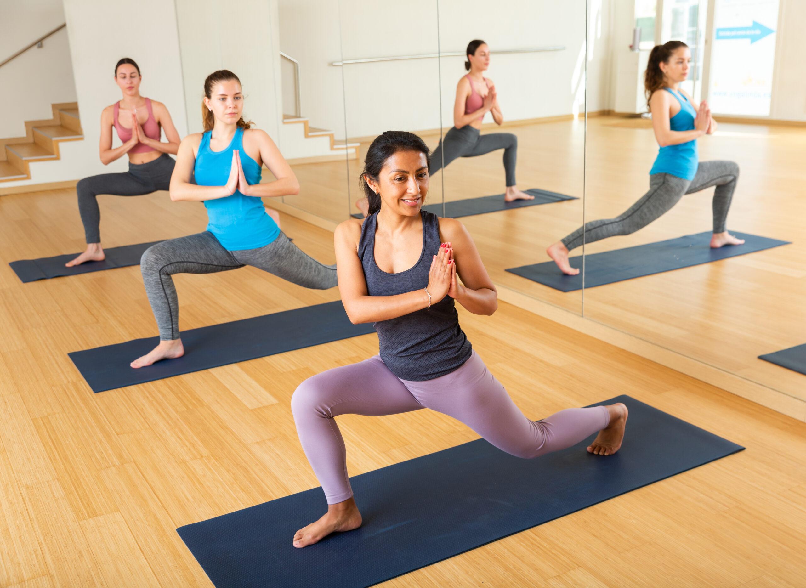 Hatha Yoga mit Alice Summermatter bei Vipfitstyle in Albisrieden