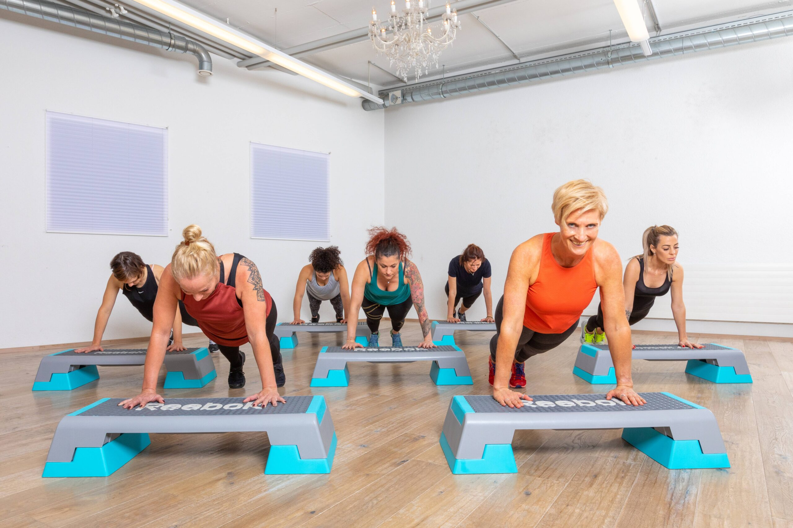 Functional Fitness Yvonne Bächli Vipfitstyle Albisrieden